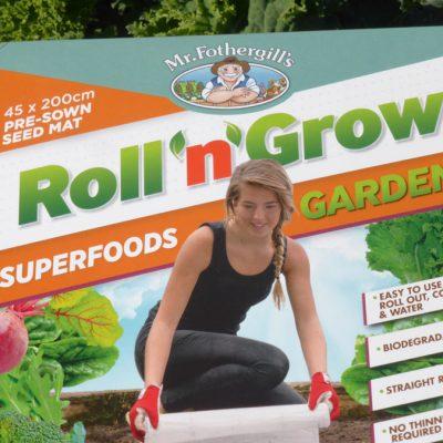 Mr Fothergillu0027s U2013 Seed Blankets For Pots