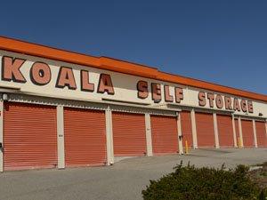 Koala Self Storage – Residential Storage