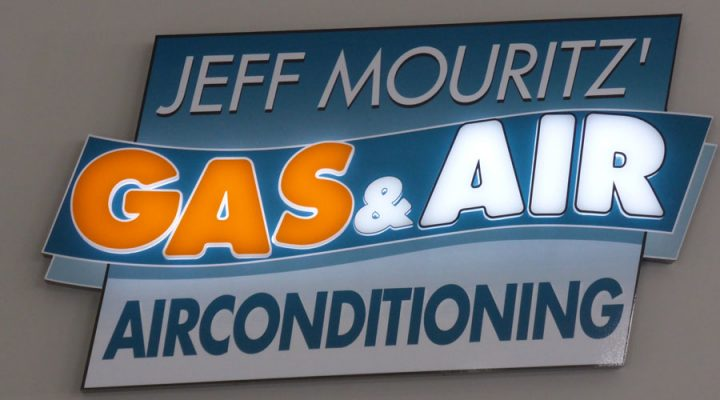 Jeff Mouritz – Gas and Air