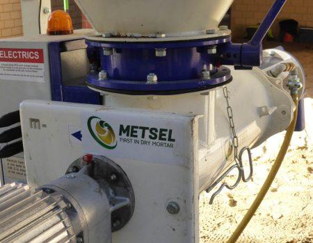 Metsel Dry Mortar Silo