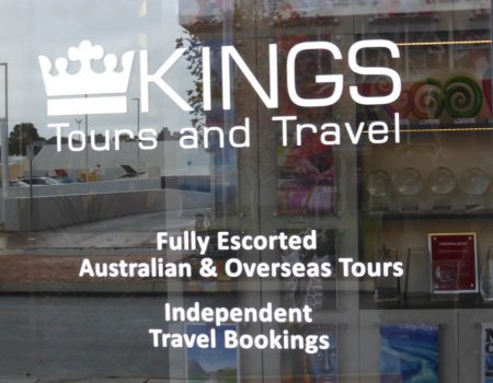 Kings Tours & Travel Number 3