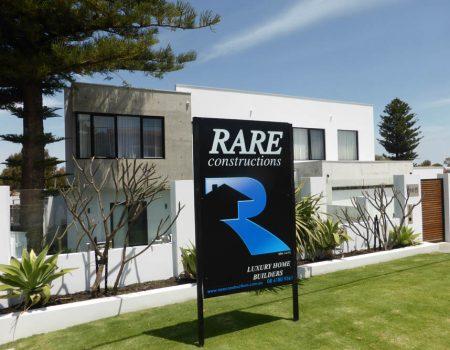 Rare Constructions