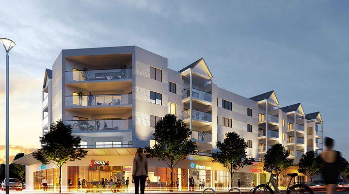 Nuhaven Apartments