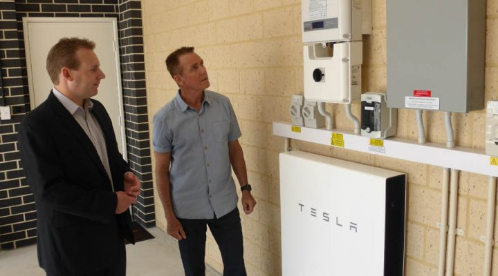 CSR Bradford – TESLA Powerwall 2