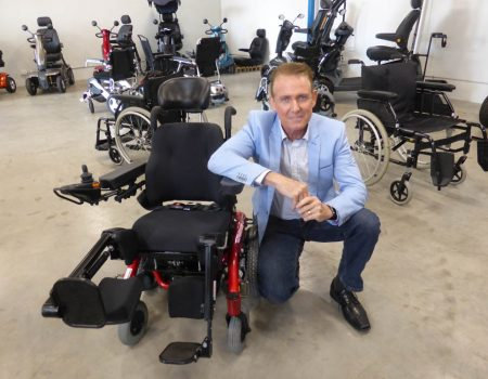 Out & About Healthcare – Heartway Paediatric Wheelchair
