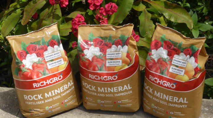 Richgro – Rock Mineral, Fertilizer & Soil Improver