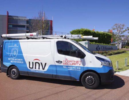 Uniview CCTV Range by C.R. Kennedy