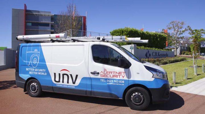 Uniview CCTV Range by C.R. Kennedy