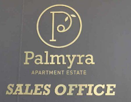 Palmyra Apartments Estate by Finbar