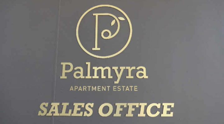 Palmyra Apartments Estate by Finbar