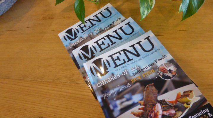 Menu Magazine #2