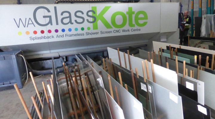 WA Glasskote