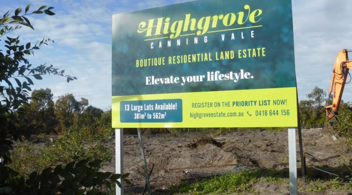 Highgrove Boutique Land Estate #2