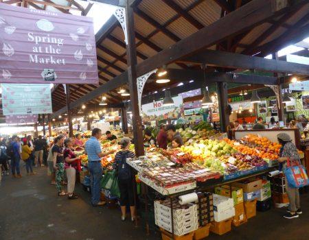 Menu Magazine – Features the Fremantle Markets