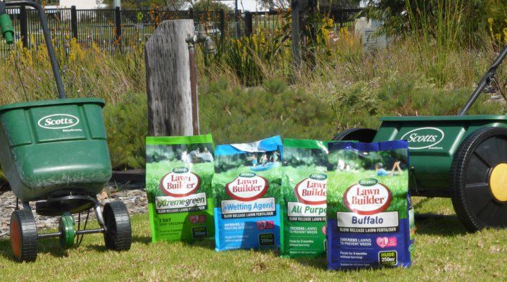 Scott's Australia – Lawn Builder Range