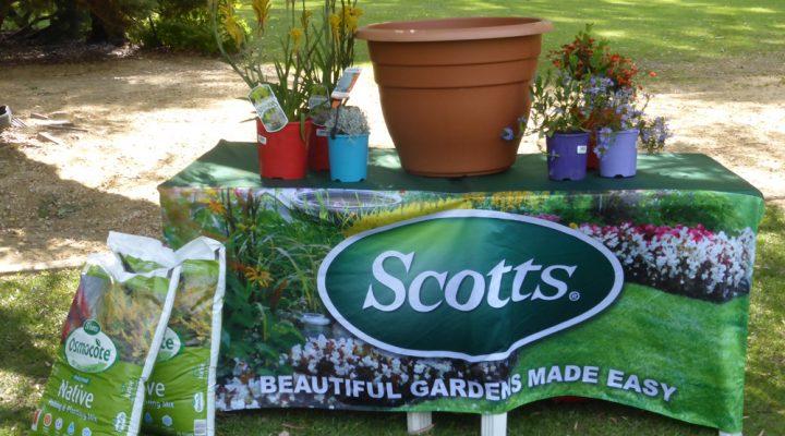 Scott's Australia – Osmocote Range