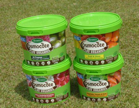 Scott's Australia – Osmocote Organics