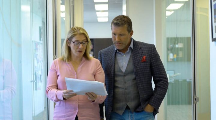 THE AGENCY – Interviews Hon. Rita Saffioti