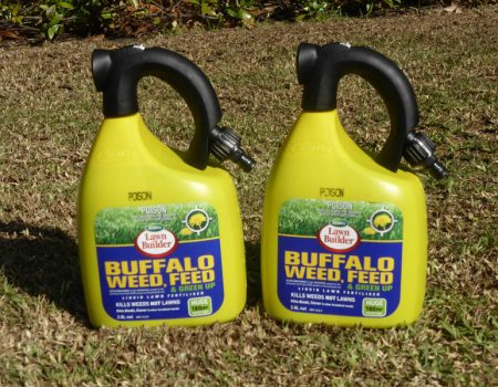Scotts Australia – Buffalo Weed & Feed and Lawn Builder