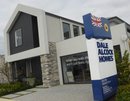 Dale Alcock Homes – Palladian Two Storey Display Home