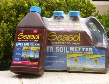 Seasol – Super Soil Wetter