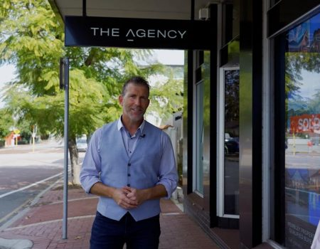 The Agency – Academy